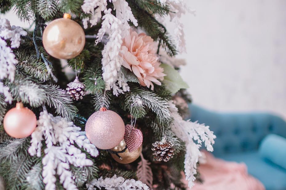 Addobbi Natalizi Rosa.Il Natale 2018 Si Colora Di Rosa Le Verzeletti