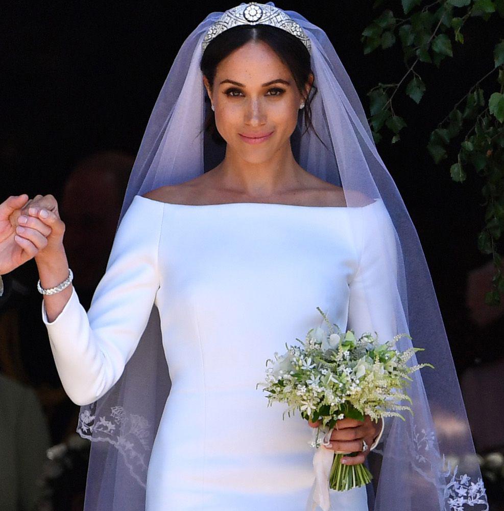 Bouquet Sposa Non Ti Scordar Di Me.Bouquet Di Meghan Markle La Scelta Dei Fiori Le Verzeletti